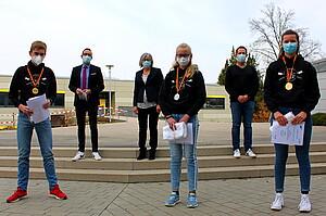 Siegesserie der Ruderer vom Friedrich-Schiller-Gymnasium Marbach setzt sich fort